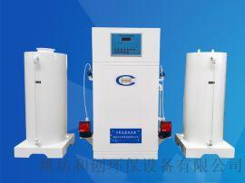高温二氧化氯发生器原理/水厂消毒设备原理