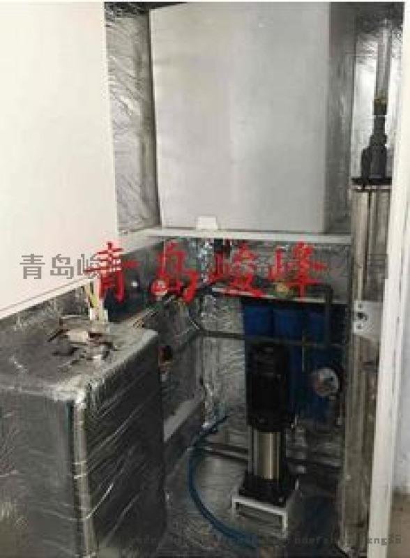 青島0.25噸刷卡自動售水機   工業級用膜