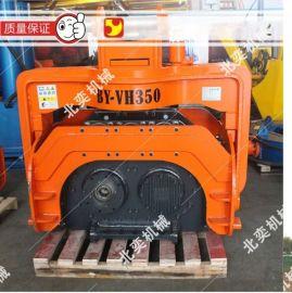 挖掘机振动打桩机、光伏液压打桩机