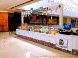 瀋陽藝軒閣化妝品展櫃製作服裝烤漆展櫃廠