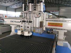 天津直销双工序加排钻开料机 数控开料机双工序加排钻