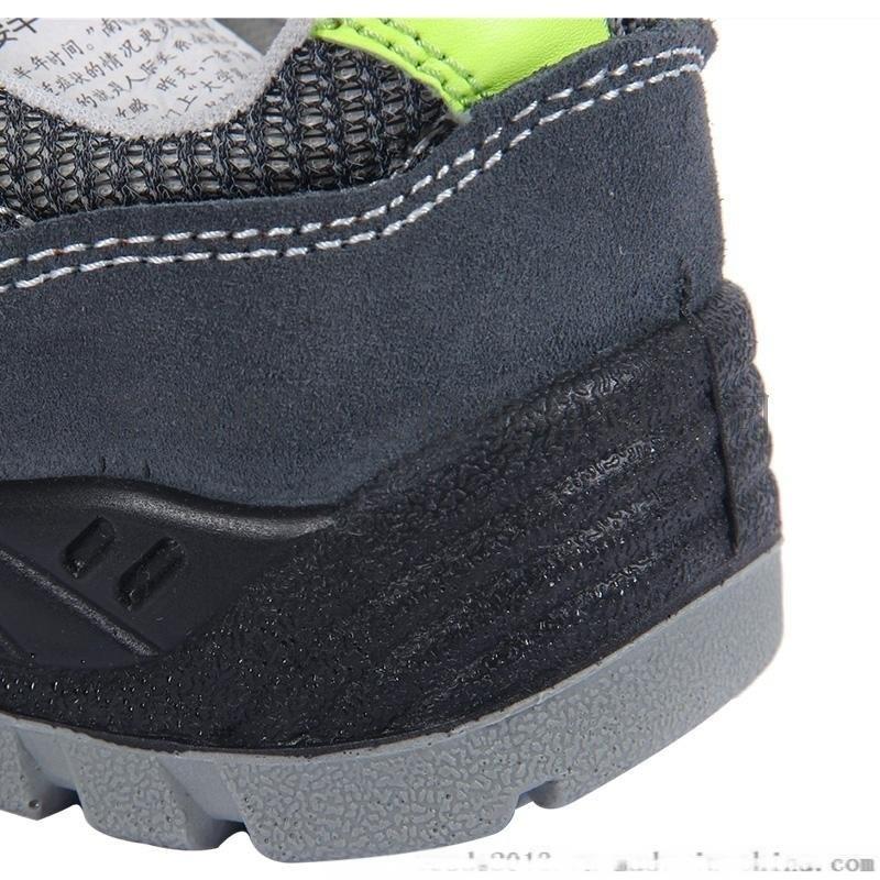 雷马防砸绝缘带塑钢头轻便舒适安全鞋