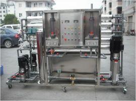 3吨双级反渗透设备 工业纯水设备 工业纯水机