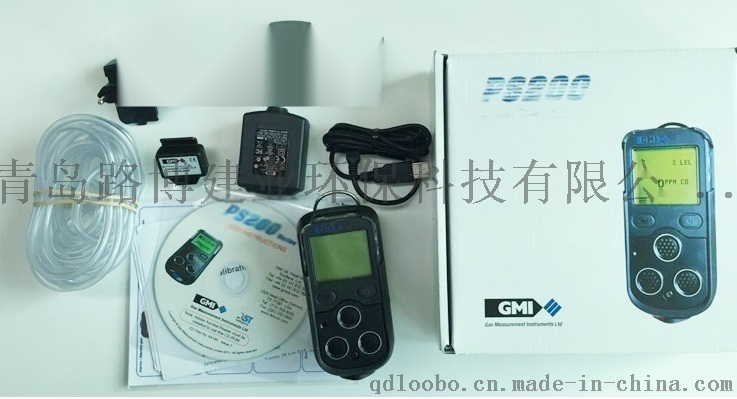 英国GMI PS200四合一气  测仪