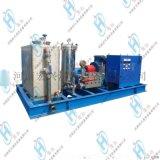 高壓清洗機 輸油管道、油廠生產設備清洗