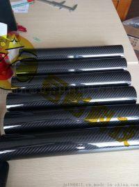 碳纤维管 碳纤维圆管 碳纤维方管厂家