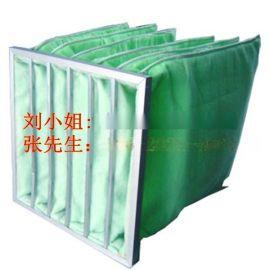 佛山初效袋式过滤器,广州君鸿净化袋式过滤器,袋式过滤器厂家直销