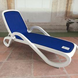 性价比高的泳池躺椅 特色户外沙滩躺椅