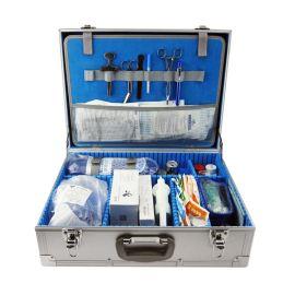 cror/科洛品牌铝合金专业急救诊疗箱内科出诊箱医疗箱ZS-L-012B