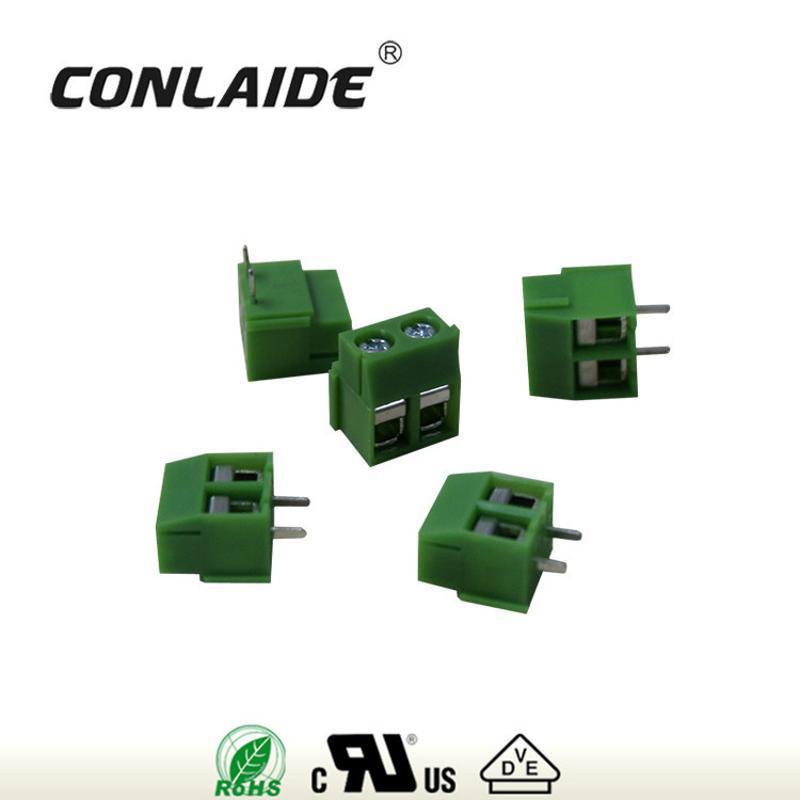 供應臺灣金筆具有UL|VDE認證-垂直焊針電路板型端子臺-PA001