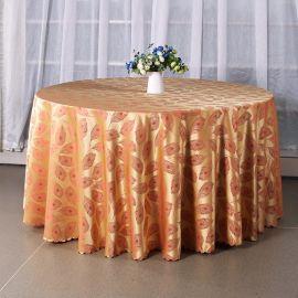 家居飯店圓桌布西餐廳長方形餐桌布茶幾臺布布藝