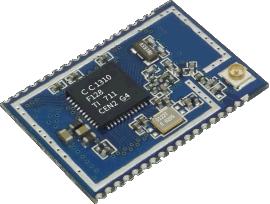 TI CC1310模块 433M/868M/915M