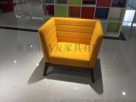 专业定制各种  时尚休闲布艺沙发定制厂家