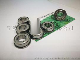 SF63800ZZ 加宽型不锈钢法兰轴承 配套参数