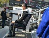 斜挂式轮椅电梯残疾人无障碍平台铁岭市启运销售厂家