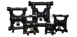 QBY3-40铸铁材质气动隔膜泵,东泉  动隔膜泵