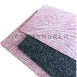 涤纶条纹地毯 600克