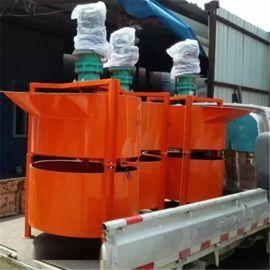 湖南长沙双缸双液注浆机活塞式矿用注浆泵