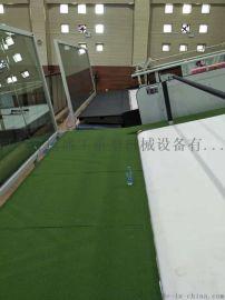 滑雪教学机室内滑雪厂投资成本 室内滑雪机