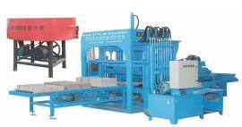QTY4-25型液压砌块成型机