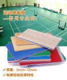 广西室外球馆PVC地板包工包料铺垫 康奇体育