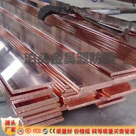 供应铜包钢扁线好货没商量 电镀铜覆钢扁钢供货及时