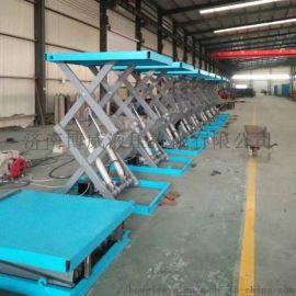 博威小型升降机 家用小型升降平台 流水线液压小型升降台