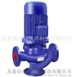 GW管道式排污泵0.75-90KW