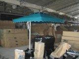 户外庭院伞 侧立伞定制 户外大型遮阳伞订做工厂