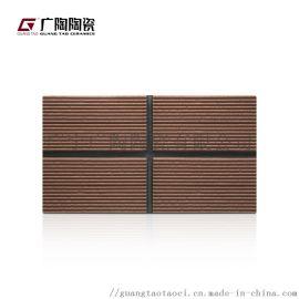 廣陶陶瓷別墅外牆磚廠家丹霞石
