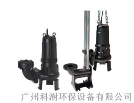 鹤见高扬程切割潜水泵C_CR系列找广州科澍,价格优