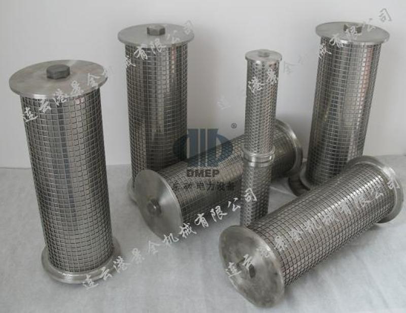 不鏽鋼打孔式濾水器,定子內冷水過濾器,濾水器