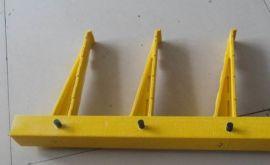 组合式玻璃钢电缆沟支架施工方便