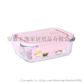 高硼硅耐热玻璃保鲜碗、保鲜盒
