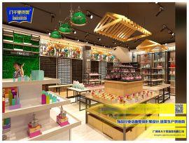 广州伶俐生活馆货架,快时尚饰品店货架,伶俐货架供应