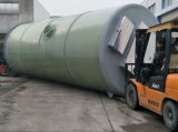 地埋式污水提升泵站工艺流程