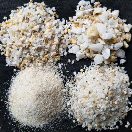 贵州喷砂除锈石英砂_石英砂喷砂价格_贵州厂家。