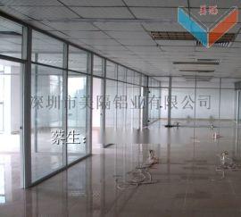 深圳定做玻璃隔断 美隔隔墙厂家供应