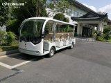電動觀光車 無錫綠通十一座觀光車