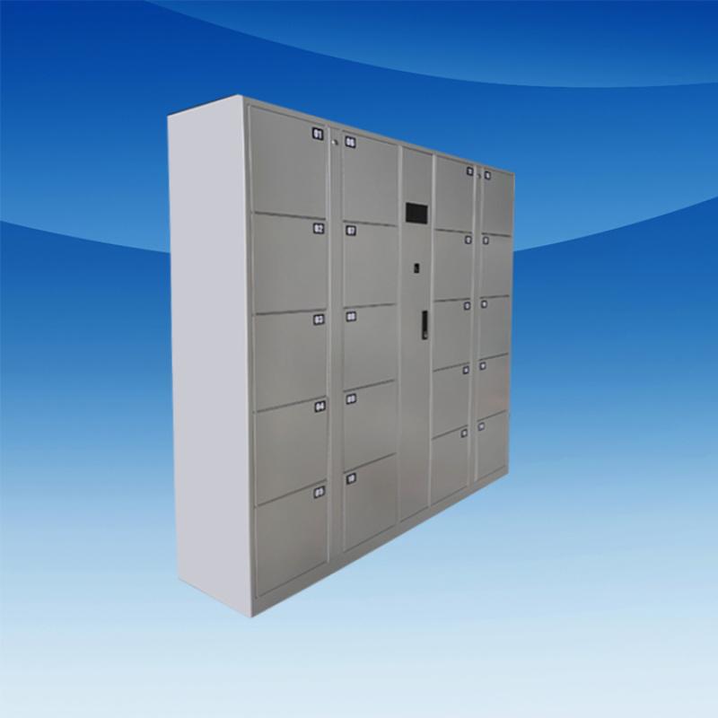 12门智能寄存柜指静脉智能存包柜定制 智能存包柜