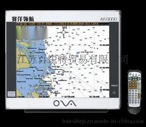 赛洋15寸AIS9000-15 船用GPS卫星导航仪 AIS一体机 自动识别系统 带CCS证书 渔检证书