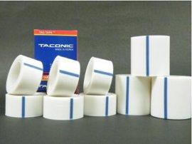 供应白色铁氟龙胶带 特氟龙白色高温胶带