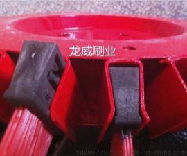 供应东风道路沙尘塑料清扫车毛刷生产批发