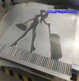 酒泉铝单板厂家 镂空铝板贴图 镂空铝板屏风