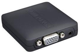 索飞翔供应HDMI转VGA转换器 信号转接器