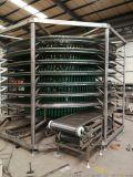 供应饼干冷却线螺旋输送机 多层网带输送设备