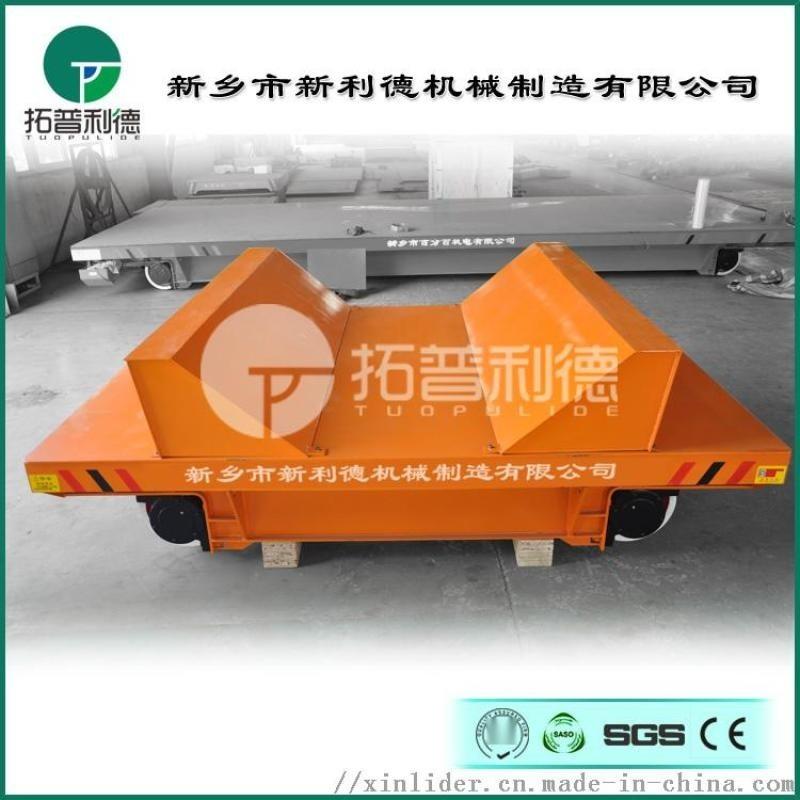 车间铝合金手推车全电动卷线式轨道车现货供应
