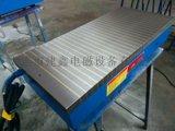 矩形标准电磁吸盘产品 磨床使用--大连建鑫厂家直销