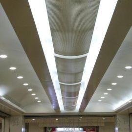 酒店大堂铝单板装饰-酒店大堂铝单板天花设计
