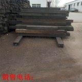 道岔用铁路用防腐枕木 矿用道岔防腐枕木